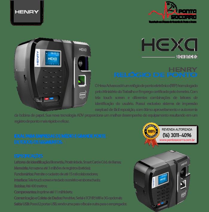 Henry - Hexa