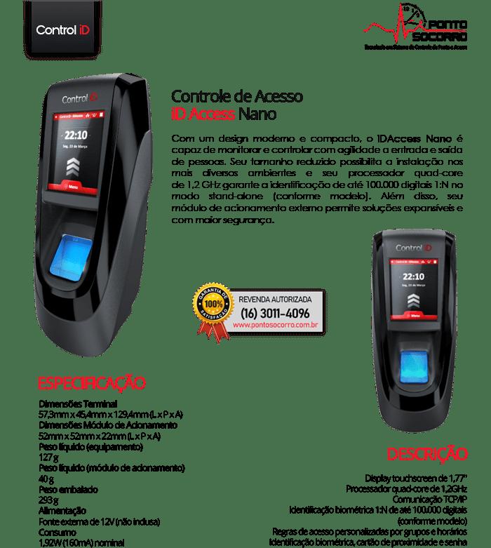 ID Access Nano
